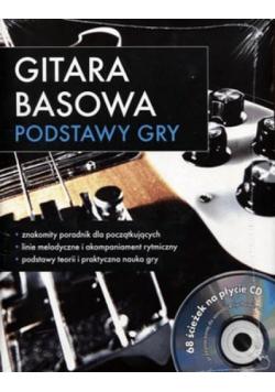 Gitara basowa. Podstawy gry + CD