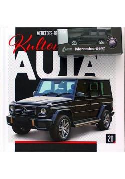 Kultowe Auta T.20 Mercedes Benz G-Class