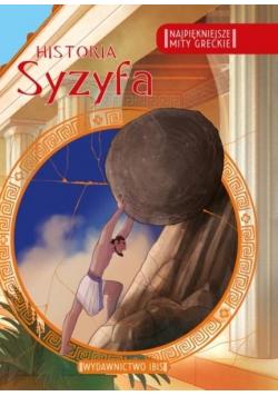 Najpiękniejsze mity greckie. Historia Syzyfa