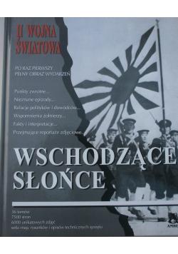 II wojna światowa Wschodzące słońce
