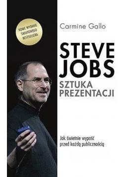 Steve Jobs Sztuka prezentacji