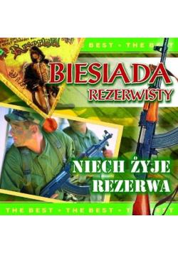The best. Biesiada rezerwisty CD