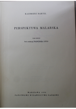 Perspektywa malarska Tom 2