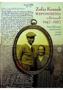 Wspomnienia z Kornwalii 1947 - 1957