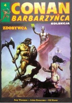 Conan barbarzyńca 4 Zdobywca
