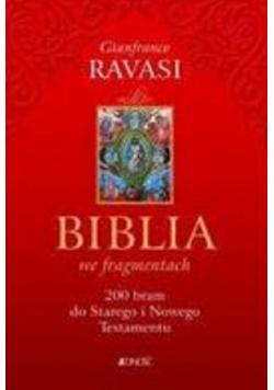 Biblia we fragmentach NOWA