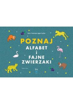 Poznaj alfabet i fajne zwierzaki