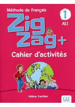Zig Zag plus 1 A1.1 ćwiczenia CLE