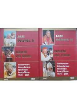 Jan Paweł II dzień po dniu 2 tomy