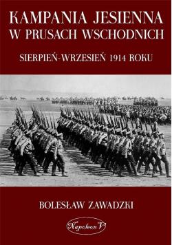 Kampania jesienna w Prusach Wschodnich...