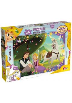 Puzzle dwustronne Plus 108 Roszpunka