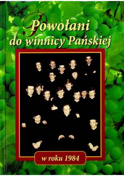 Powołani do winnicy Pańskiej w roku 1984