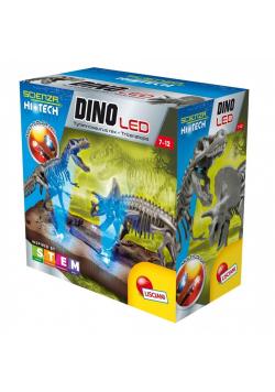 Hi-Tech - Świat dinozaurów LED
