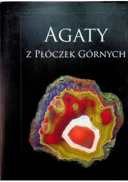 Agaty z Płóczek Górnych