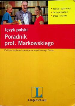 Język polski poradnik prof Markowskiego