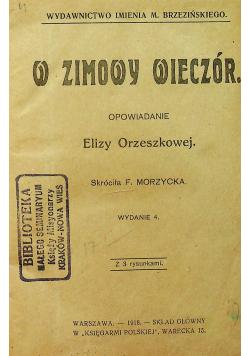 W zimowy wieczór / Omyłka / Za wiarę ok 1919 r.