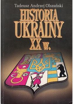 Historia Ukrainy XX w