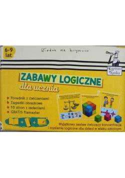 Zabawy logiczne dla ucznia 6 do 9 lat
