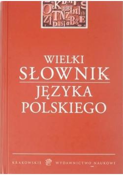 Wielki słownik języka polskiego