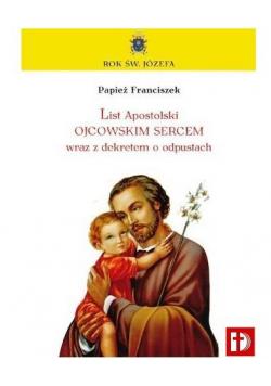 List Apostolski Papieża Franciszka o św. Józefie