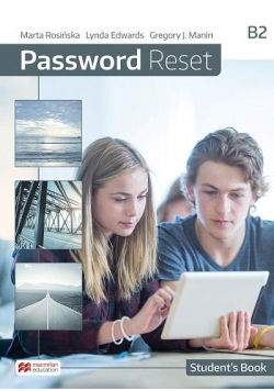 Password Reset B2 SB MACMILLAN