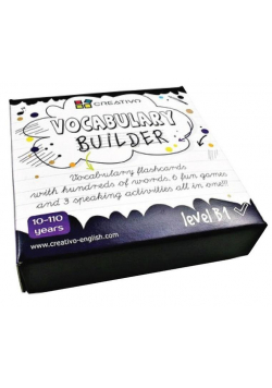 Vocabulary Builder Level B1 CREATIVO