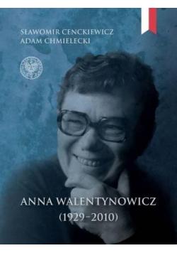 Anna Walentynowicz 1929 - 2010