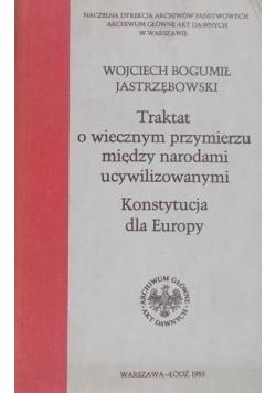 Traktat o wiecznym przymierzu między narodami ucywilizowanymi