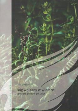 Bóg wpisany w wiersze. Teologia poetów polskich / Pasaże