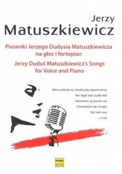 Piosenki Jerzego Dudusia Matuszkiewicza