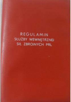 Regulamin musztry sił zbrojnych PRL