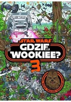 Gdzie jest Wookiee 3 Misja Znaleźć Chewiego