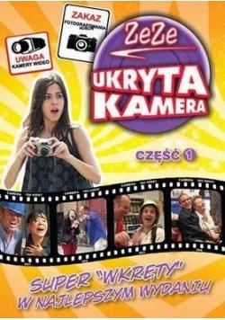 Ukryta kamera cz. 1 DVD