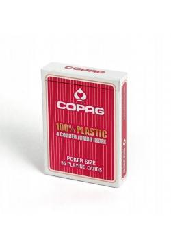 Copag 310 Poker czerwony