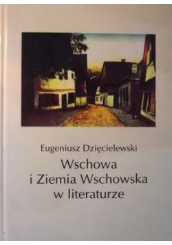 Wschowa i Ziemia Wschowska w literaturze