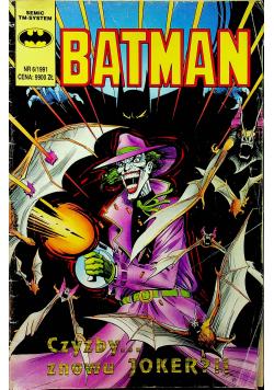 Batman 6 Czyżby znowu Joker