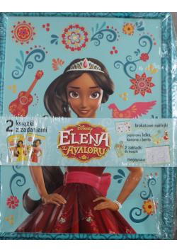 Elena z Avaloru Zestaw książek z dodatkami