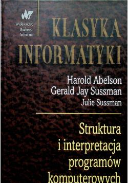 Abelson Harold - Struktura i interpretacja programów komputerowych