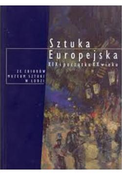 Sztuka Europejska XIX i początku XX wieku