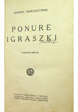 Ponure igraszki 1927 r