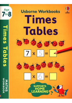 Usborne Workbooks Times Tables