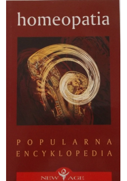 Homeopatia Popularna Encyklopedia