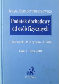 Podatek dochodowy od osób fizycznych + Autograf Serwacki