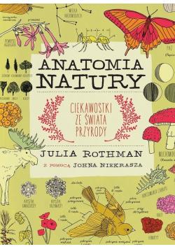 Anatomia natury Ciekawostki ze świata przyrody