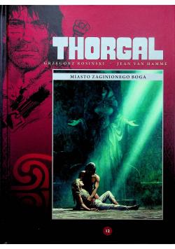 Thorgal Miasto zaginionego boga Tom 12