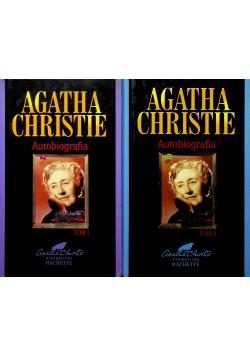 Christie Autobiografia 2 tomy