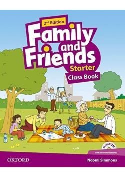 Family and Friends 2E Starter CB + Multi-ROM