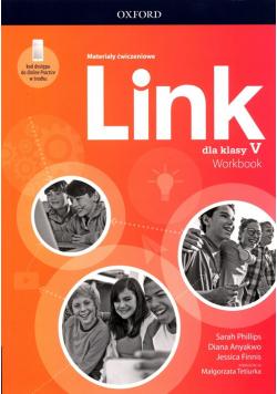 Link dla klasy 5 Materiały ćwiczeniowe + Online Practice