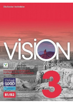 Vision 3 WB PACK OXFORD