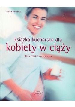 Książka kucharska dla kobiet w ciąży
